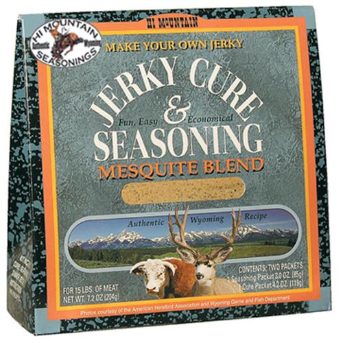 Hi Mountain Seasoning Mesquite Jerky Blend Kit