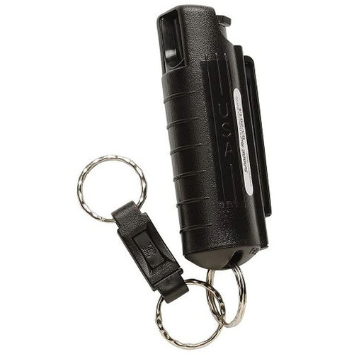 SABRE Quick Release Pepper Spray Black, HC-14-BK