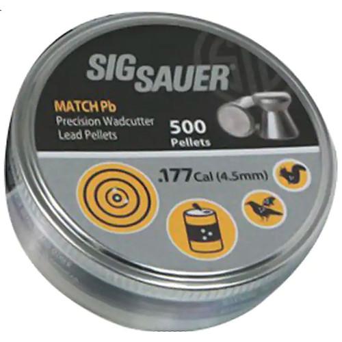 Sig Sauer MATCH-PB-177-500 .177cal 500 Match Pellets