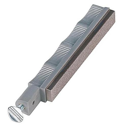 Lansky 10 Extra Coarse Sharpening Hone Slip Resistant Finger Groove LDHXC