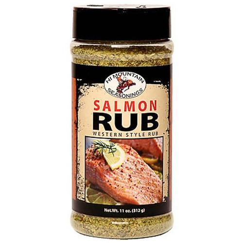 Hi Mountain Seasoning Salmon Rub Blend