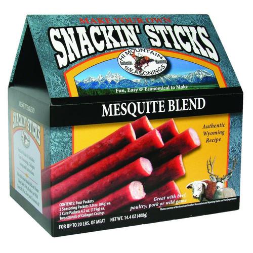 Hi Mountain Seasoning Mesquite Snackin' Stick Kit