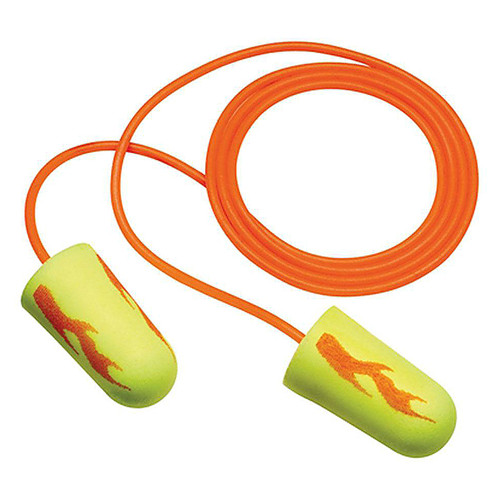 Peltor Blasts Disposable E-A-R Plugs Corded, 2 Pairs, 97081-00000
