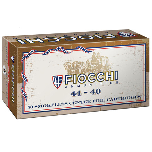 Fiocchi 4440CA Specialty 4440 Winchester 210 GR Lead Round Nose Flat Point 50 Box