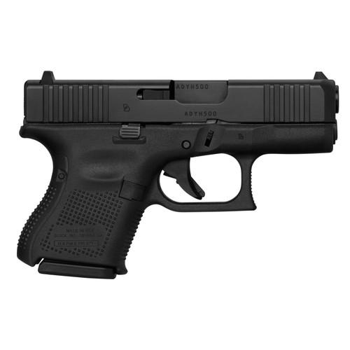 "Glock G26 Gen5 9mm 3.43"" Barrel Fixed Sights 10rd"