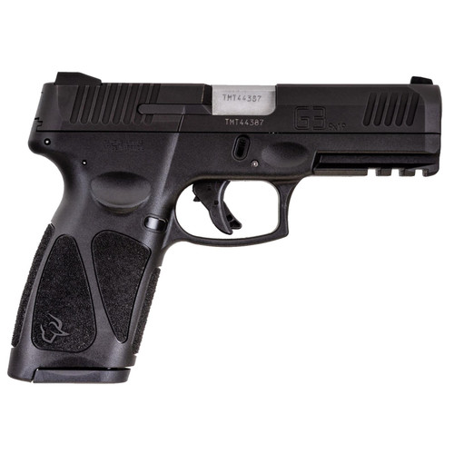 "Taurus G3 9mm 4"" Barrel SA Restrike Manual Safety Black 17rd Mag"