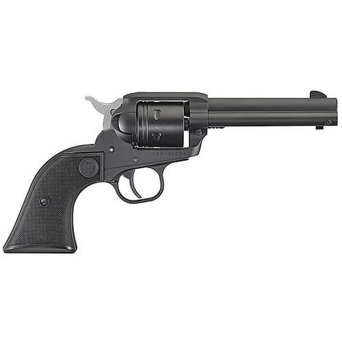 """Ruger Wrangler .22 LR 4.62"""" Barrel 6rd Black"""