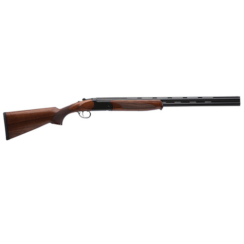 "Savage Stevens Model 555 Over/Under Break Action 28 Ga 26"" 3"" Chambers Walnut Stock"