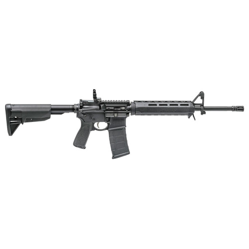 "Springfield Saint 5.56mm 16"" Barrel BCM Grip and Stock Flip Rear M-LOK 30rd"
