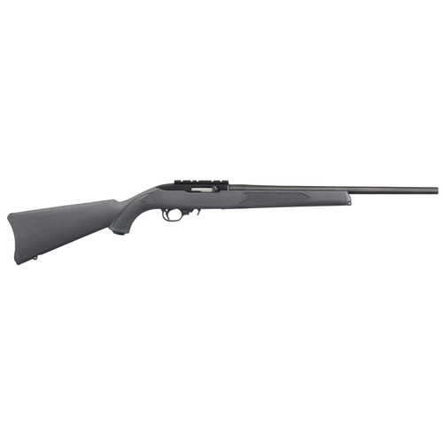 "Ruger 10/22 Carbine .22 LR 18.5"" Barrel Charcoal Synthetic Stock Satin Black 10rd"