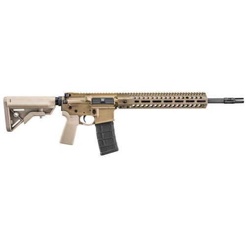"FN 15 Tactical Carbine Flat Dark Earth P-LOK 5.56/223 16"" Barrel M-LOK Rail Flat Dark Earth B5 30rd"