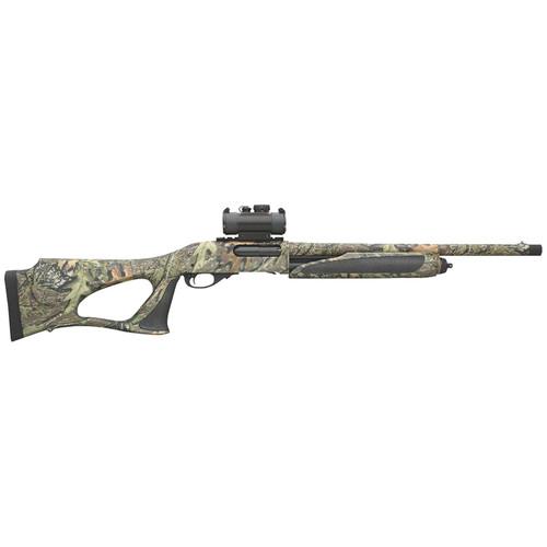 "Remington 870 SPS Super Mag Turkey/Predator 12 Ga 20"" Barrel 3.5"" Truglo Dot Shurshot StockMossy Oak Obsession 4rd"