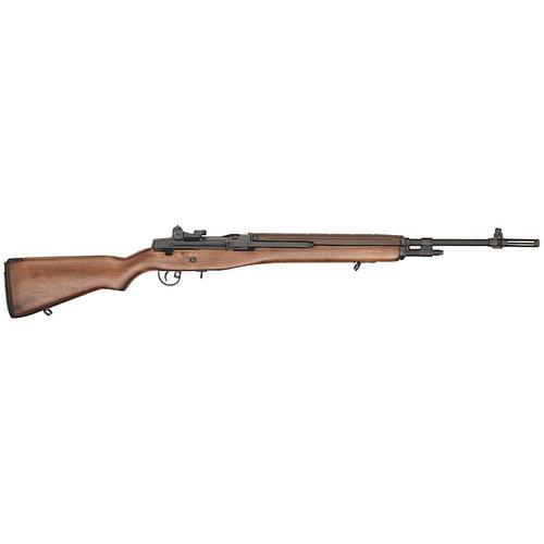 "Springfield M1A Standard SA 308Win/7.62 NATO Walnut Stock Blued Loaded 22"" 5rd"