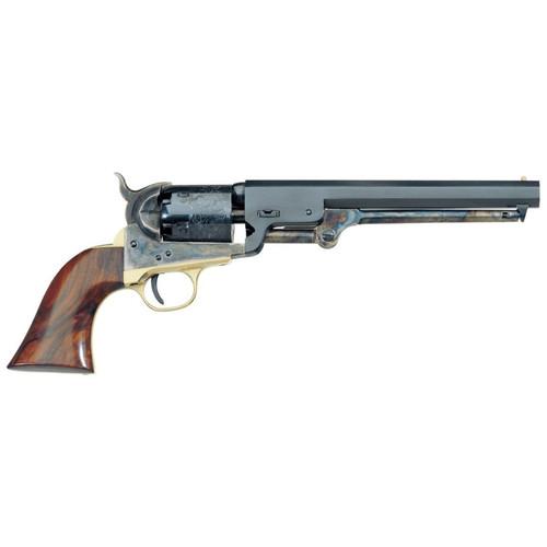 "Uberti 1851 Navy-Oval Trigger Guard .36 cal Black Powder 7.5"" Barrel NO FFL NEEDED"