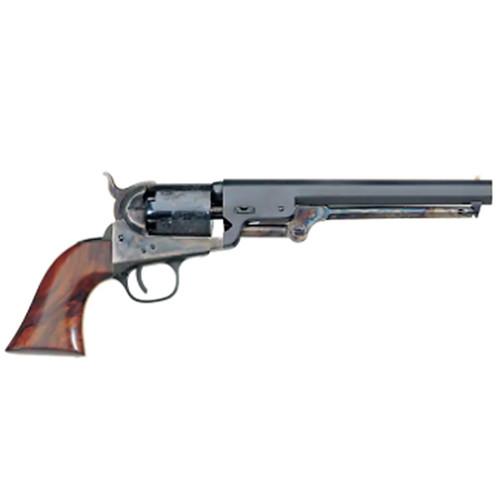"Uberti Colt 1851 Navy London Steel .36 7.5"" Barrel Black Powder"
