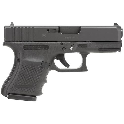 Glock G29 Gen4 10MM 3.78 Inch Barrel Black Finish Fixed Sights 10 Round Mag
