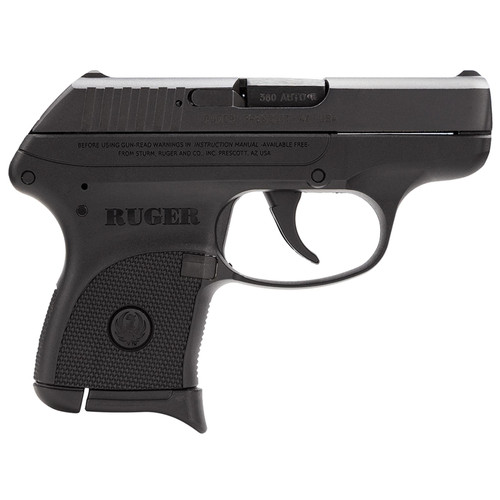 """Ruger LCP 380 ACP 2.75"""" Barrel Blue Finish 6rd Mag"""