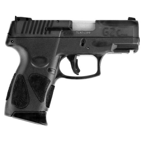"Taurus G2C 9mm 3.25"" Barrel Polymer Grip Matte Black Finish 12rd Mag"