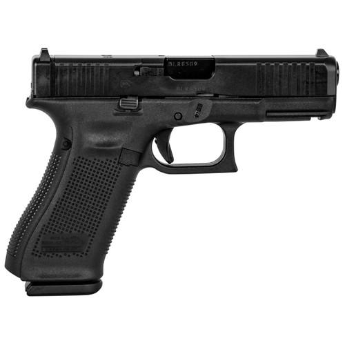 """Glock G45 Gen 5 MOS 9mm 4.02"""" Barrel 17rd Black"""