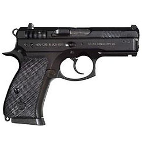 """CZ P-01 9mm 3.86"""" Barrel Black 14rd Mag"""