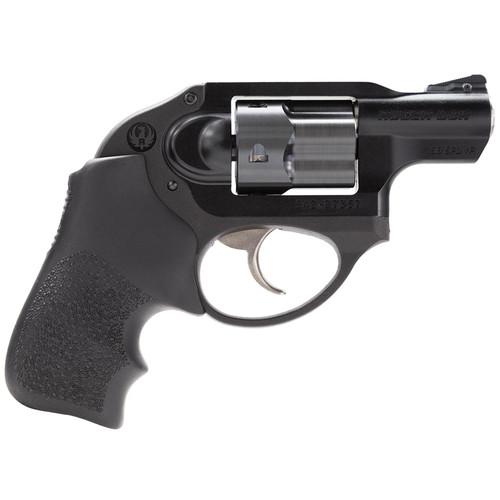 Ruger LCR Revolver 38 Special+P Hogue Grip