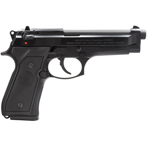 Beretta 92FS Italy Manufacture 9mm Blued 15rd