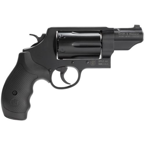 "Smith & Wesson Governor 45/410/45 Colt Matte Black Scandium Alloy 2.8"" Barrel"