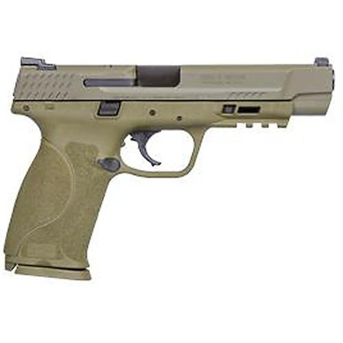 "Smith & Wesson M&P9 9mm 5"" M2.0 NTS Flat Dark Earth 17R Mag"