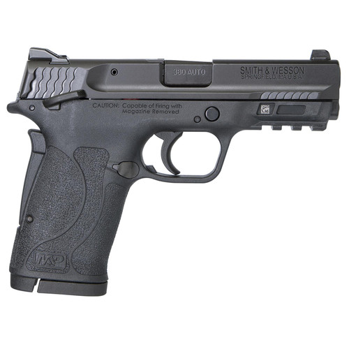 "Smith & Wesson M&P Shield EZ .380 ACP 3.6"" Barrel Adj Rear Sight Manual Safety 8rd"