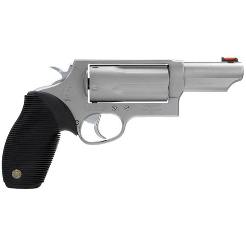 "Taurus Judge Magnum 410 Ga (3"" Chamber)/45 LC 3"" Barrel Matte Stainless Finish"