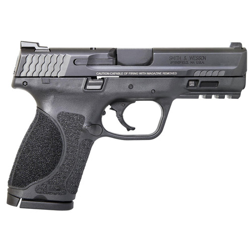 "Smith & Wesson M&P9 2.0 Compact 9mm 4"" Barrel Black 15rd Mag"