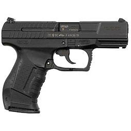 """Walther P99 AS 9mm 4"""" Barrel Rail 15rd 2 Mags"""