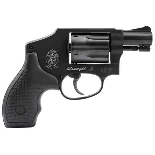 Smith & Wesson Model 442 .38 Special Revolver No internal lock 5 Round