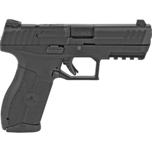 "IWI MASADA Striker-Fire Double 9mm 4.1"" Barrel Black Polymer Grip 17rd"