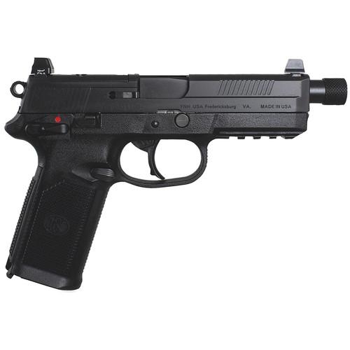 "FN FNX-45 Tactical 45 ACP 5.3"" Threaded Barrel Night Sights 15rd Mag"