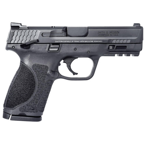 """Smith & Wesson M&P9 2.0 Compact 9mm 4"""" Barrel 15rd Thumb Safety"""