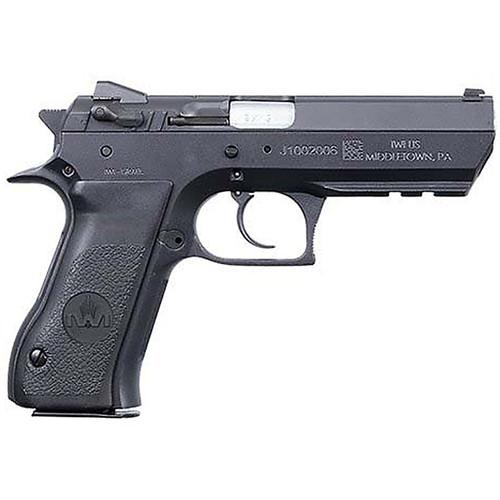"IWI Jericho 941 FS9 9mm 3.8"" 16rd Adjustable Sights Black"