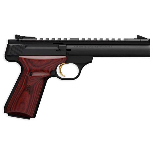 "Browning Buck Mark Field Target .22LR 5.5"" 10rd Pro Target Sights"