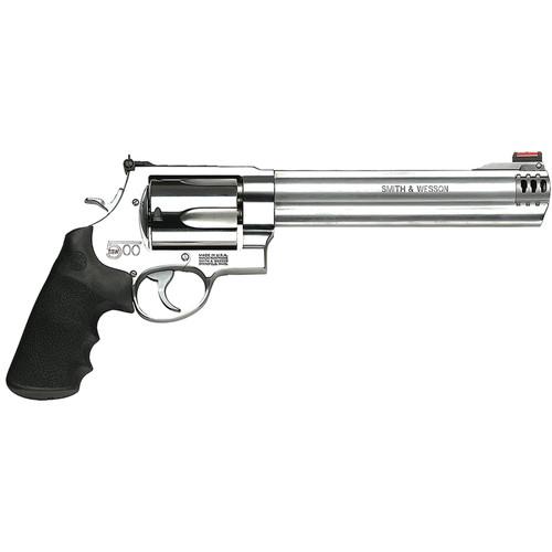 "Smith & Wesson 500 500SW Mag 8 3/8"" Ported Barrel High Viz Sights"