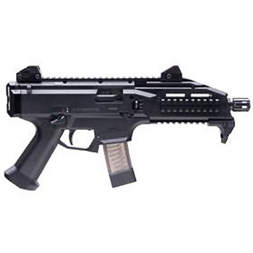 CZ Scorpion Evo 3 S1 Pistol 9mm 1/2x28 Threads 20rd Mags Black