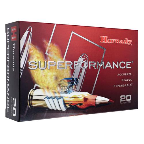 Hornady 8116 Superformance 3006 Springfield 165 GR GMX 20 Box