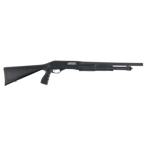 "Stevens Model 320 Security Pump 12 Ga 18.5"""
