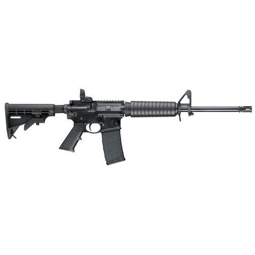 "Smith & Wesson M&P15 Sport II AR-15 5.56mm 16"" Barrel Forward Assist Dust Cover 30rd Mag"