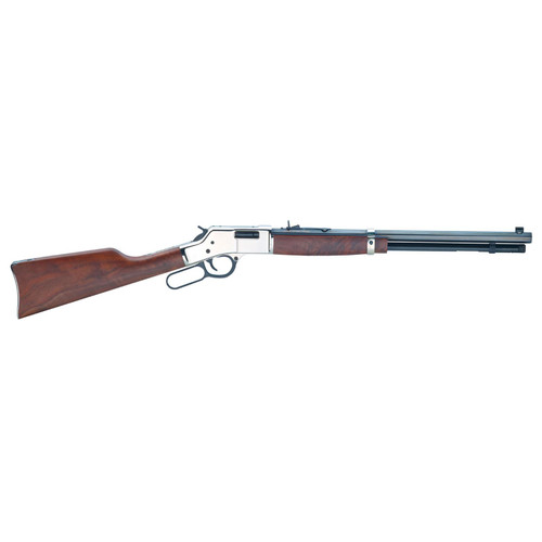 Henry Repeating Arms Big Boy Silver 45LC Blued Wood