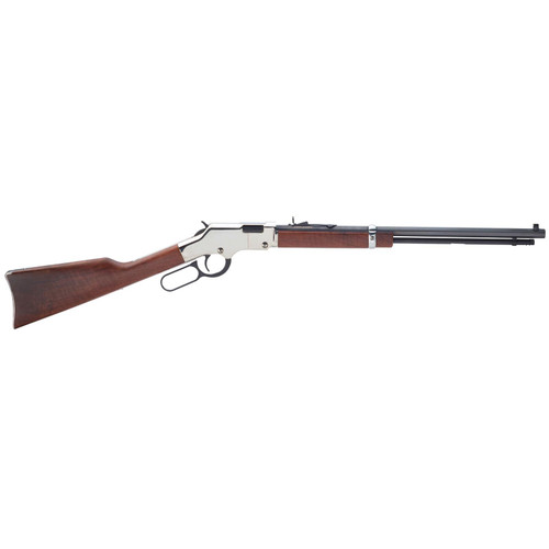 """Henry Silverboy Lever Action Rifle .22 Mag 20"""" Walnut Stock"""