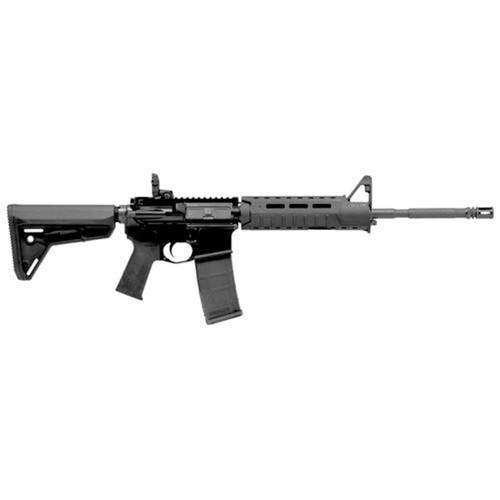 """Colt LE6920 Magpul MOE M4 Carbine .223/5.56 16."""" Barrel Black 30rd Mag"""