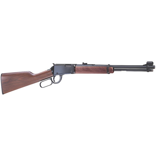 "Henry Lever 22LR 18.25"" Barrel American Walnut Stock 15 Shot"
