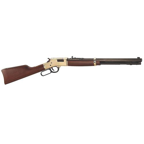 """Henry Big Boy Lever Rifles Lever .44 Rem Mag 20"""" Barrel Walnut Stock Blue 10+1rds"""