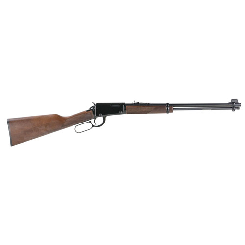 "Henry Lever 22 Magnum Lever 19.25"" Barrel American Walnut Stock"