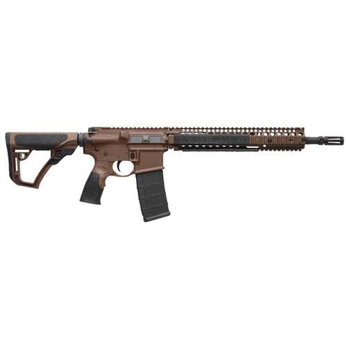 Daniel Defense M4A1 5.56/223 AR-15 RISII Rail System Flat Dark Earth Cerakote Finish M4A1 Laser Etched